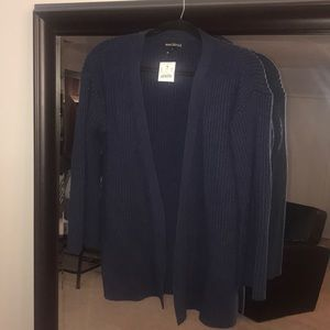 BRAND NEW W/TAGS! J.Crew Navy Cardigan
